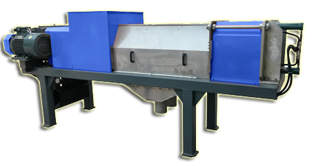 dewatering screw presses