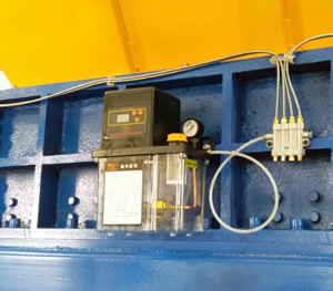 automatically lubrication pump