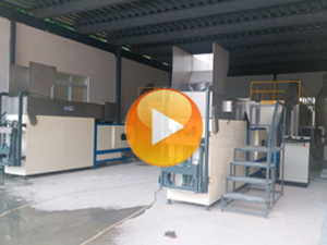 Food Waste Composting Pretreatment System