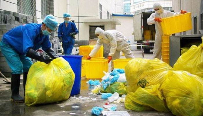 Medical Waste Recycling