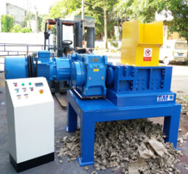 Customized Made Industrial Shredder