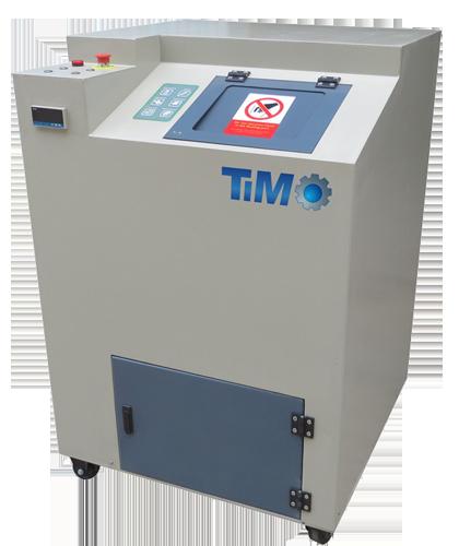 small medical waste shredder MW053